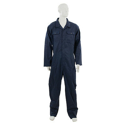 "Silverline 983750 Boilersuit Navy L 112cm (44"")"