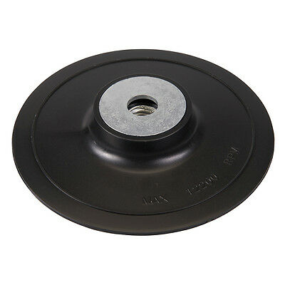 Silverline 309814 ABS Fibre Disc Backing Pad 150mm