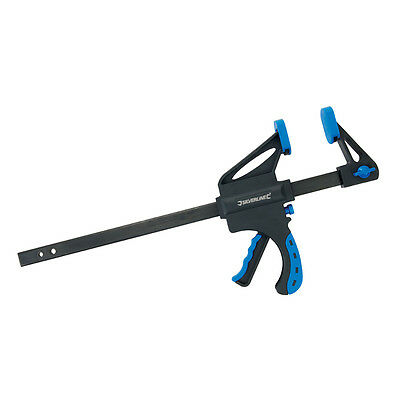 Silverline 238095 Quick Clamp Heavy Duty 300mm
