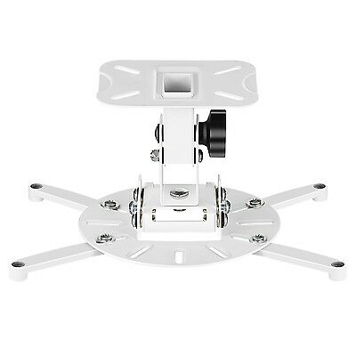 """SIMBR Universal Ceiling Projector Mount Bracket Holder with 6"""" Extension Pole..."""