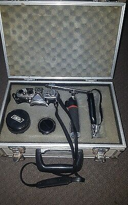 OLYMPUS OM1, Camera with accessories