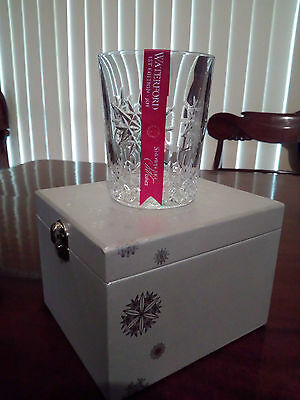 Waterford Crystal - SNOWFLAKE - DOF Glass - 1st edition - JOY - New in BOX