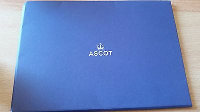 ASCOT Ticket for  King George and Queen Elizabeth Stakes  Saturday 29/July/2017