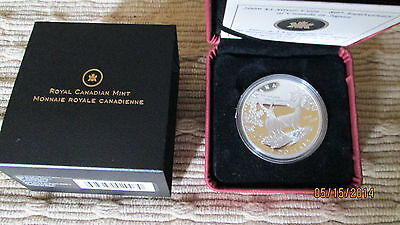 2009 $5 80th Anniversary of Canada in Japan Coin