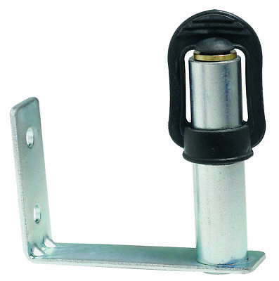 Din Type Beacon Pole Mount Socket With Rubber Cover And Mounting Bracket As-Sl