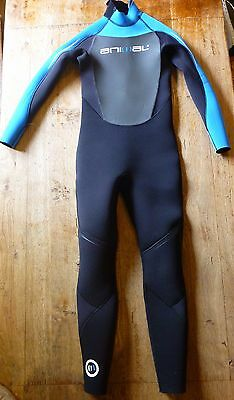 """Excellent condition """"Animal"""" Winter Youth Amp Wetsuit - Suit child age 11 (ish)"""