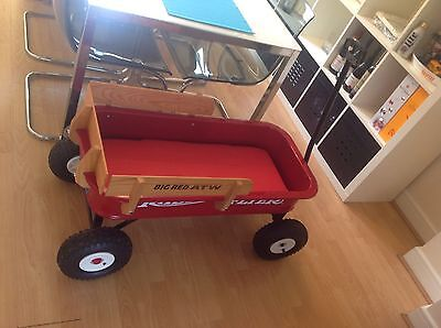 Radio Flyer BIG RED ATW