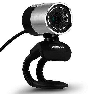 Ausdom Webcam AW335 Full HD 1080P Network Camera Video Cams for Computer