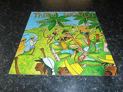 THIRD WORLD THE STORY'S BEEN TOLD VINYL LP - 1979 PRESSING Island  ILPS 9569 EX+