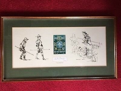 Scout Memorabilia prints of Lord Baden Powell and  limited edition drawings.