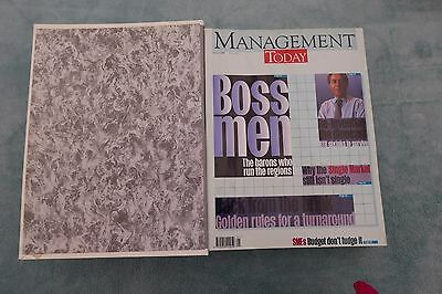 Management Today Magazine: 1998 in Binder (12 Issues)
