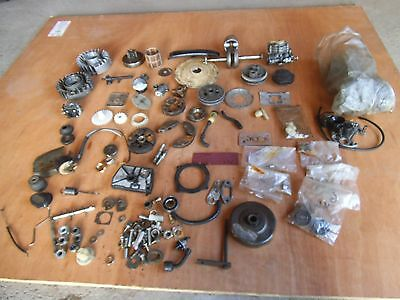 Various Chainsaw Parts Joblot Mainly Stihl