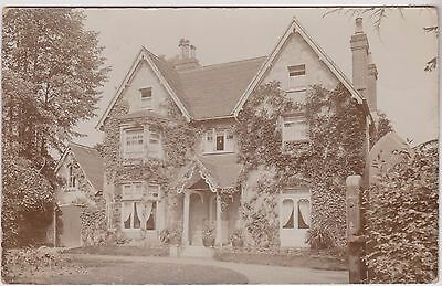 Unidentified House - Reigate Posted & Publisher - Redhill - Rp -  Surrey - 1922