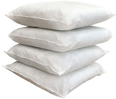 Hollowfibre Cushion Pads Inserts Extra Filled All Sizes Extra Filled Quality