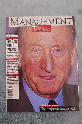 Management Today Magazine: June 1996, Lord Hanson ExCon