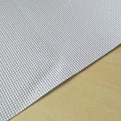 Aida White 14/11 Count Cross Stitch Cloth Fabric/Canvas- 100% Cotton