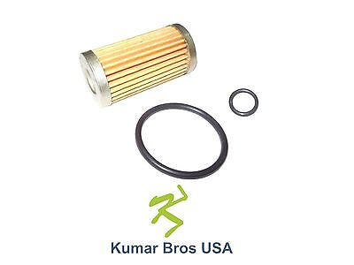 New Ford New Holland Fuel Filter with O-Ring 1000 1300 1500 1600 1700