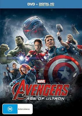 Digital code ONLY- SD- Avengers Age Of Ultron