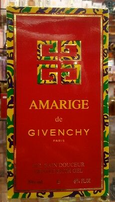 Amarige Givenchy for women SHOWER GEL 200 ml.