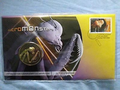 Limited edition , micromonsters....in original packaging..unopened..only 10,0000