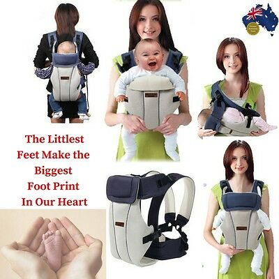 Baby Front Facing Carrier Multifunctional Sling Waist Stool Infant Comfortable
