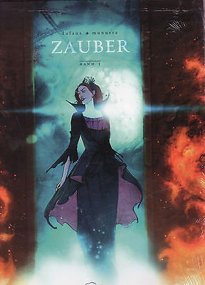 ZAUBER Band 3, Ehapa Hardcover Egmont Comic Collection, noch ovp