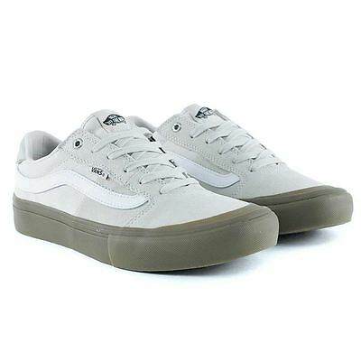 Vans Style 112 Pro Birch Gum Skate Shoes Rare New BNWB Free Delivery
