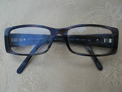 Lunettes de vue glasses BURBERRY B 2039 3096 52/17 135 montures MARRON BROWN BE