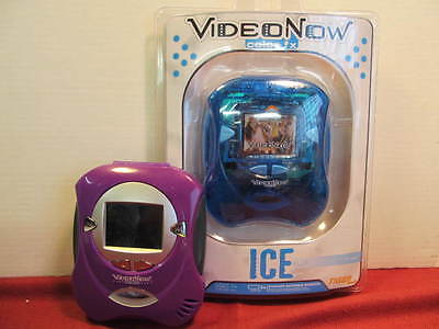 Video Now Color Fx Personal Video Player Set of 2