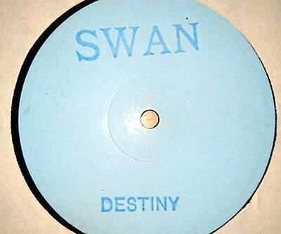 "SWAN (MARC ALMOND?) ""DESTINY c/w THAI HEAVEN"" 12"" VINYL SS001 (1/100)"