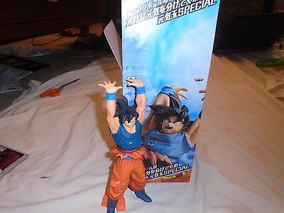 "Banpresto Dragon Ball Super 7.9"" Son Goku Figure New In Box"