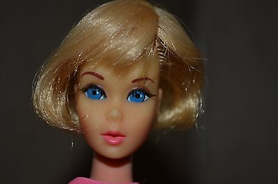 Barbie Blonde Center Gaze Hair Fair on MintyJapan TNT Body