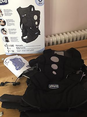 Chicco Close To You Baby Carrier/sling Nearly New