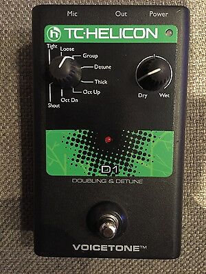 Tc-Helicon D1
