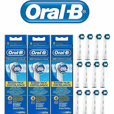 Braun Oral-B PRECISION CLEAN electric toothbrush replacement Brush Heads