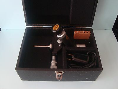 Watchmakers Centring and Measurement Microscope ISOMA for Schaublin