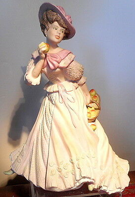 Wedgwood 'harriet' Figurine By Shirley Curzon In Perfect Condition