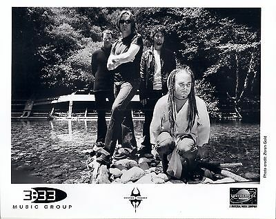 Unified Theory, CLASSIC 8x10 press photo! Blind Melon guys, record company image