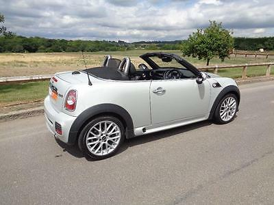 2013 MINI 1.6 Cooper Roadster 2dr