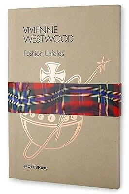 8867326503 / Vivienne Westwood. Fashion Unfolds / Moleskine