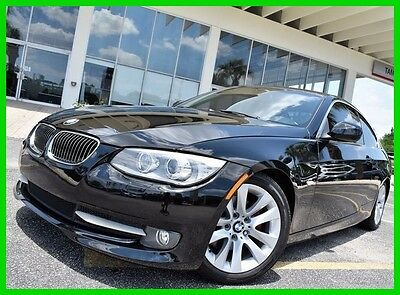 2011 BMW 3-Series 328i 2011 328i Used 3L I6 24V RWD Coupe Moonroof Premium