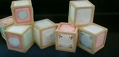 Cherished Teddy - Blocks stand - ideal for are bears (1pc)
