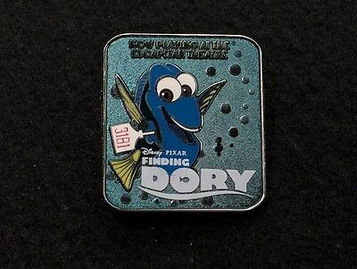 Disney Trading Pin Pixar Finding Dory El Capitan Movie Theater GWP Promo  116465