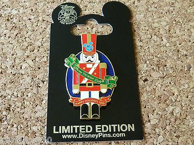 DVC Disney Vacation Club Trading Pin - Merry Mixer Christmas Toy Soldier - 98924