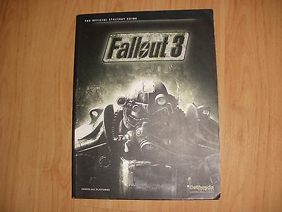 Fallout 3 Official Strategy Guide (2008)