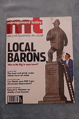 Management Today Magazine: June 2004, Local Barons