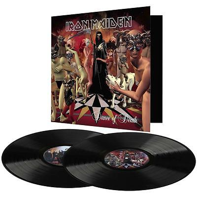 Iron Maiden - Dance Of Death (2LP 180gr - 2017 Reissue)