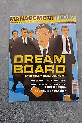 Management Today Magazine: July 2002, Fantasy Board Line-up