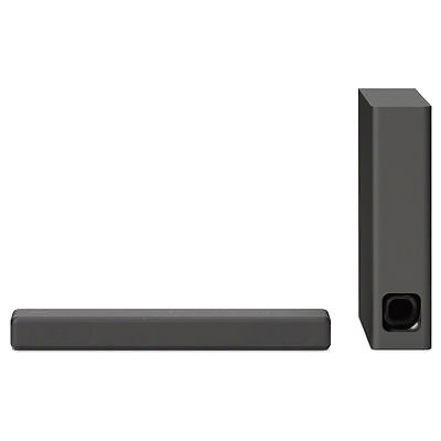 Sony 2.1 Channel 100W Compact Soundbar with Bluetooth & Wireless Subwoofer