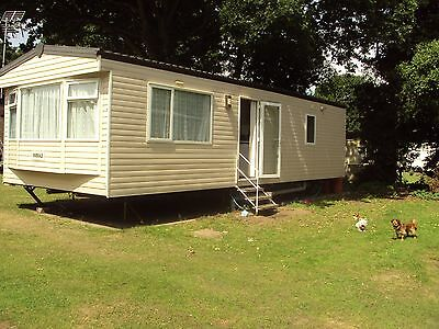 Caravan For Hire - Near Clacton on Sea 31st July to 4th August 2017